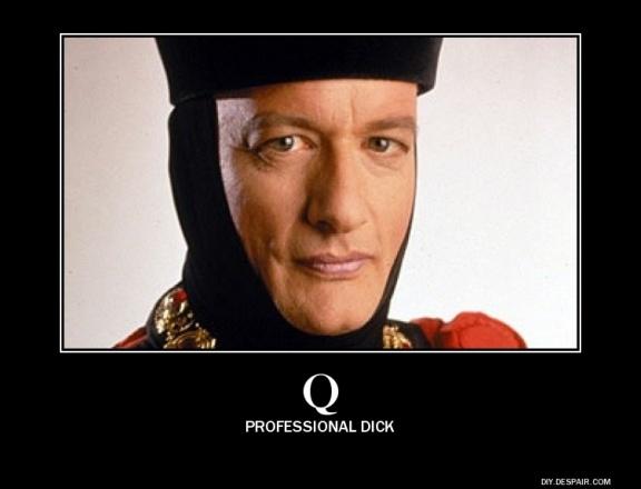 Q - Albuquerque's Sci-Fi Name